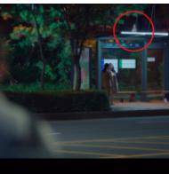 Viral Sosok Mirip Pocong Nongol di Drama Korea Start-Up. Bisa-bisanya Setan ini Go Internasional!